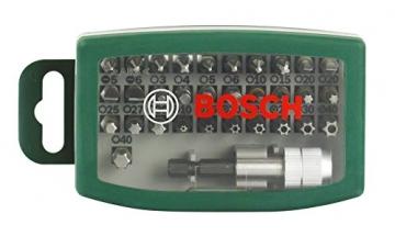 Bosch Schrauberbit Set 32 tlg