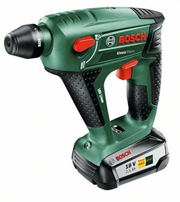 Bosch Uneo Maxx Akku Bohrhammer