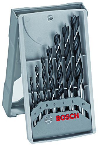 Bosch GSR 10,8-2-LI Akku-Bohrschrauber Set