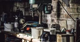 Werkstatteinrichtung