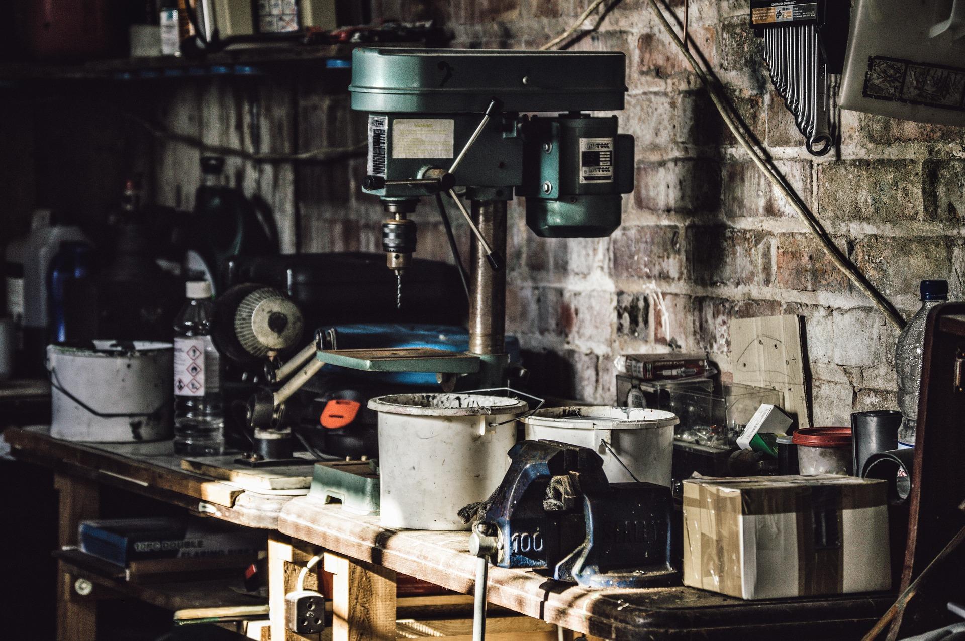 werkstatteinrichtung ++ diese werkzeuge braucht der heimwerker