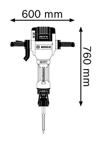 Bosch Professional GSH 27 VC -