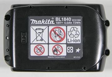 Makita BL1840 Akku