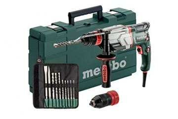 Bohrhammer Metabo UHE 2660-2 Quick Set inkl. Zubehör -