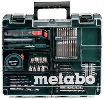 Metabo Acc BS Set Workshop 74