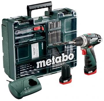 Metabo PowerMaxx BS Basic Akku-Bohrschrauber -
